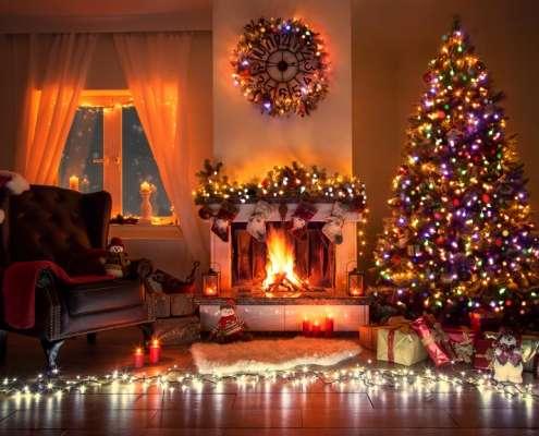 Weihnachtspause im Fortbildungszentrum