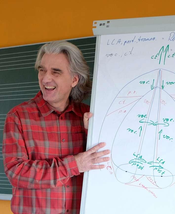 Michael Heptner über funktionelle & organische Stimmstörungen